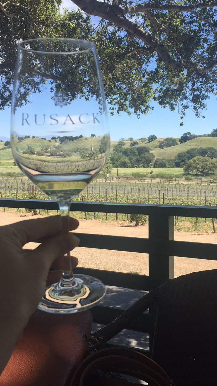 Rusack Vineyards, Santa Ynez Valley