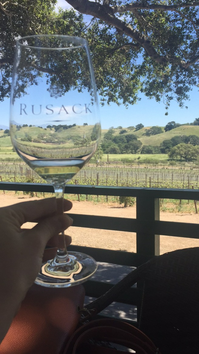 Rusack Vineyards, Santa Ynez Valley